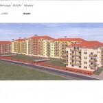 Výstavba bytového objektu-Hostivař